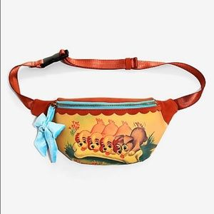 Lady and the Tramp Loungefly Fanny Pack